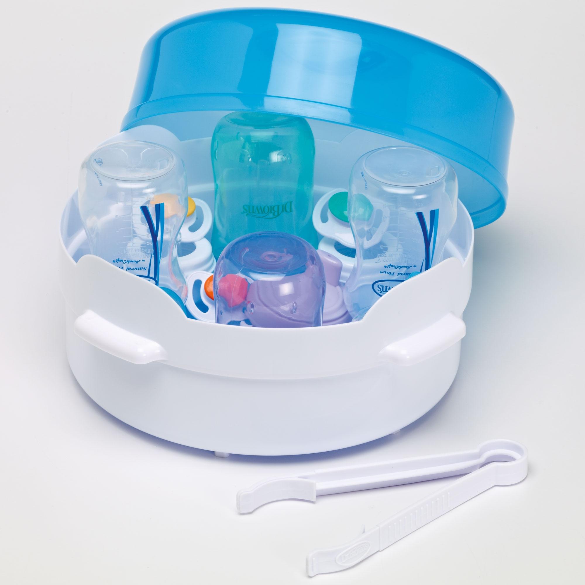 Microwave Bottle Sterilizer Bags Microwave Steam