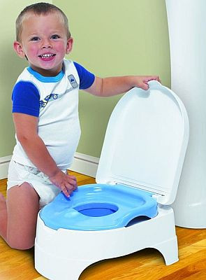 ... Summer Infant All-in-One Potty Seat and Step Stool Blue ...  sc 1 st  Babiesnstuff & Summer Infant All-in-One Potty Seat and Step Stool Blue ... islam-shia.org